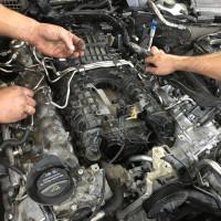 Диагностика двигателя автомобиля