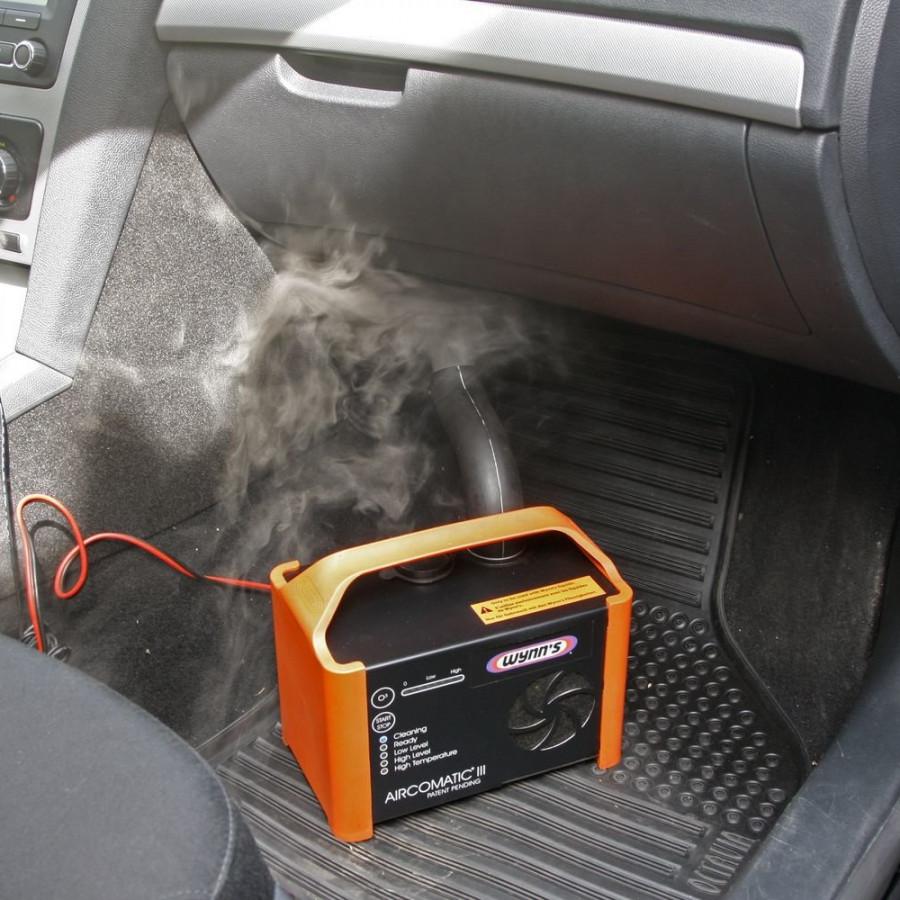 Очистка автомобильного кондиционера