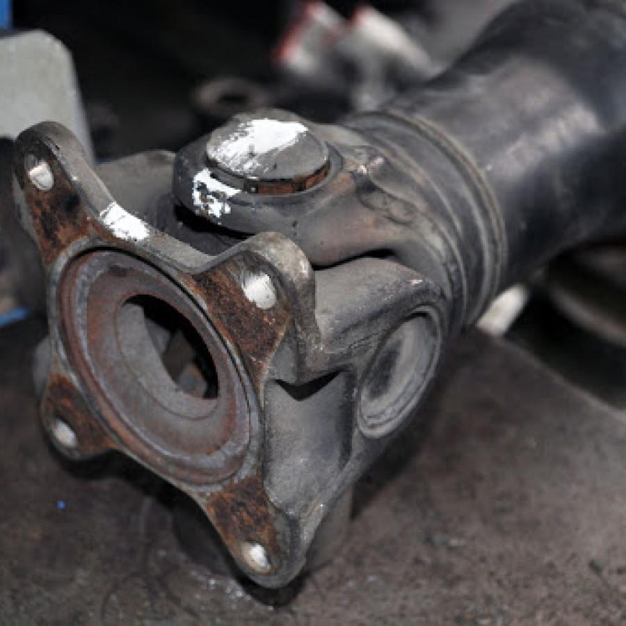 Ремонт карданного вала (кардана)